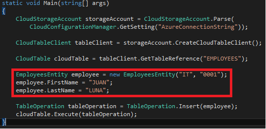 AzureCreateObject