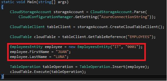 AzureCreateObject